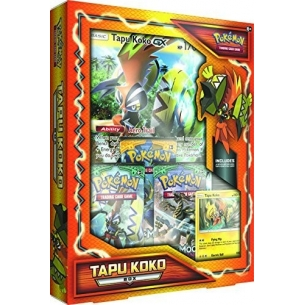 Tapu Koko - Set Pokèmon (IT) Pokèmon 17,90 €