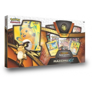 Raichu GX - Set Pokèmon Leggende Iridescenti SM3.5 (IT)  - Pokèmon 37,90 €
