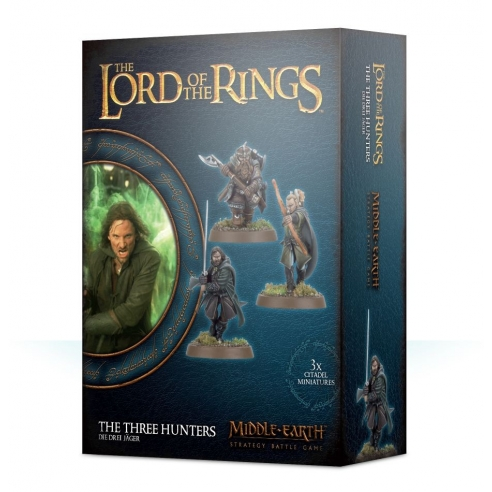 The Lord Of The Rings - The Three Hunters The Lord Of The Rings