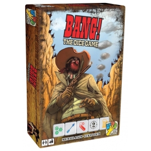 DV GIOCHI - BANG! THE DICE GAME - ITALIANO  - Dv Giochi 16,90 €