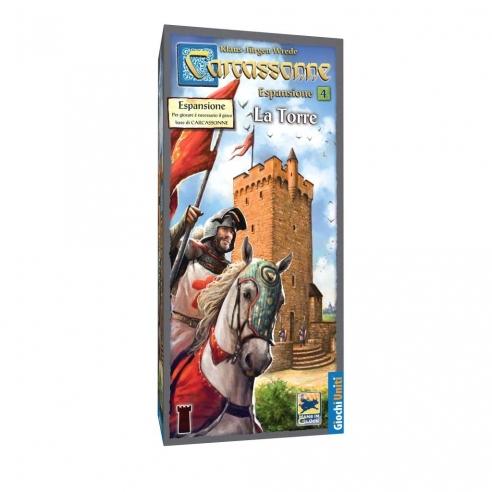 Carcassonne - La Torre (Espansione) Grandi Classici
