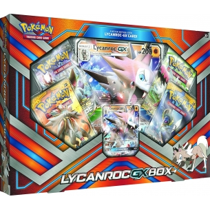 Lycanroc GX - Set Pokèmon (EN)  - Pokèmon 27,90€