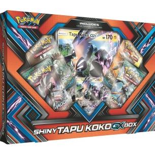 Shiny Tapu Koko GX - Set Pokèmon (EN)  - Pokèmon 27,90€