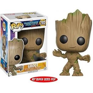 "Funko Pop 202 - Groot OVERSIZE 10\\"" - Guardians of the Galaxy vol.2 Funko 54,90€"