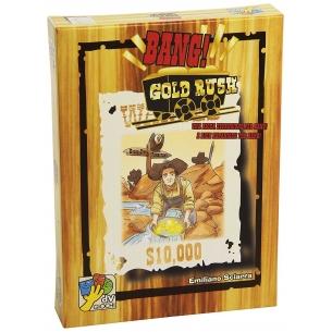 DV GIOCHI - BANG! GOLD RUSH - ITALIANO  - Dv Giochi 16,90€