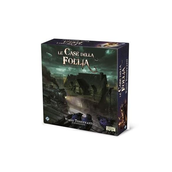 Le Case Della Follia - Viaggi Terrificanti (Espansione) Giochi per Esperti