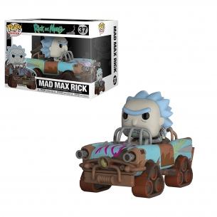 Funko Pop Rides 37 - Mad Max Rick - Rick And Morty Funko 34,90€