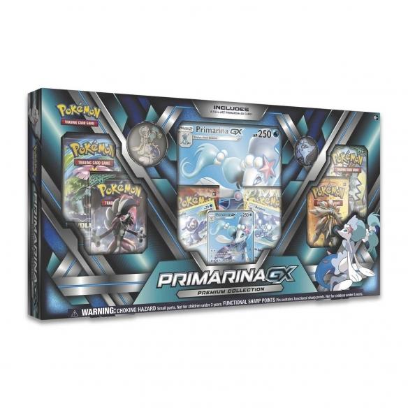 Primarina Gx - Set Pokémon (ITA) Collezioni