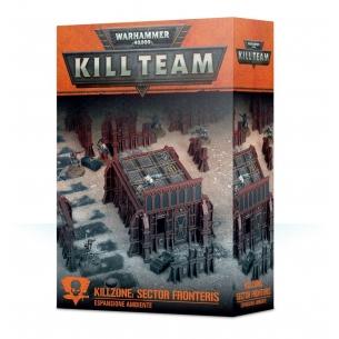Espansione Ambiente Killzone: Sector Fronteris (INGLESE)  - Warhammer Kill Team 65,00€