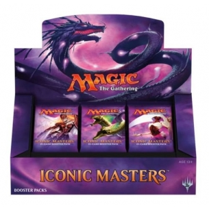 MTG: Iconic Masters - Box 24 buste (EN) Magic The Gathering 179,00 €