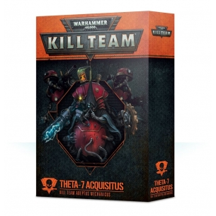 Theta-7 Acquisitus – Kill Team dell'Adeptus Mechanicus (ITALIANO)  - Warhammer Kill Team 55,00€