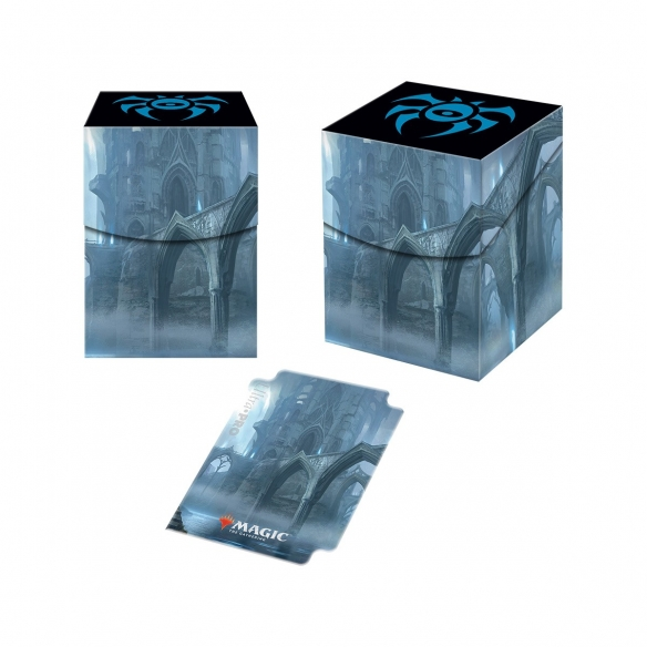 Ultra Pro - Deck Box - Guilds of Ravinica House Dimir Deck Box