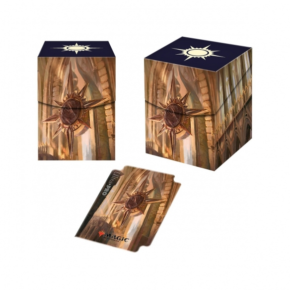 Ultra Pro - Deck Box - Guilds of Ravinica Orzhov Syndicate Deck Box
