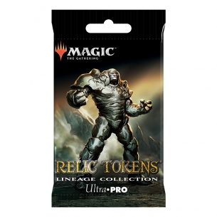 Relic Token Lineage Collection - Single Pack Ultra Pro 4,90 €