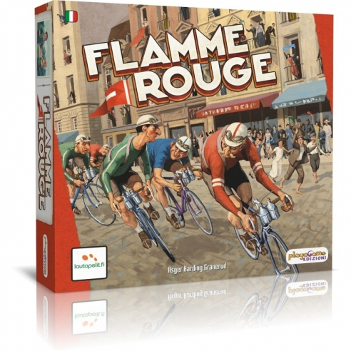 Flamme Rouge Giochi Semplici e Family Games