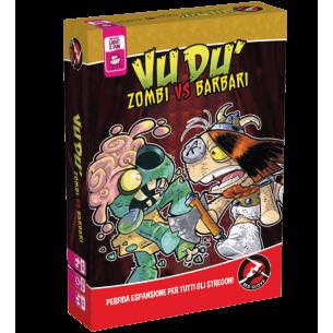 Vudù - Zombi Vs Barbari (Espansione) Party Games