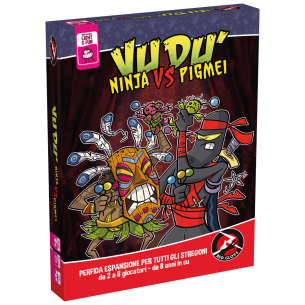Vudù - Ninja Vs Pigmei (Espansione) Party Games