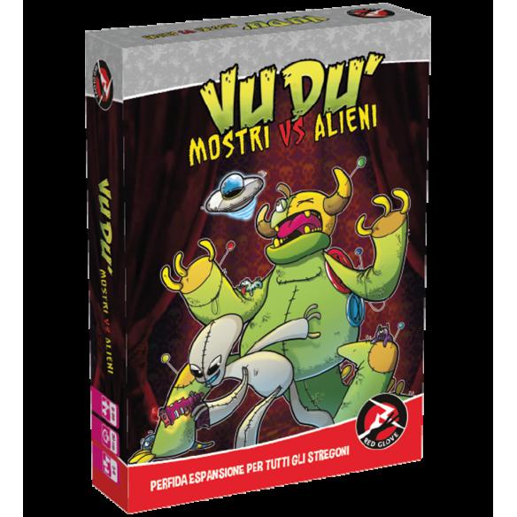 Vudù - Mostri Vs Alieni (Espansione) Party Games