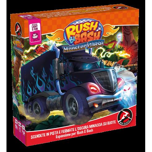 Rush & Bash - Monster Chase (Espansione) Giochi Semplici e Family Games