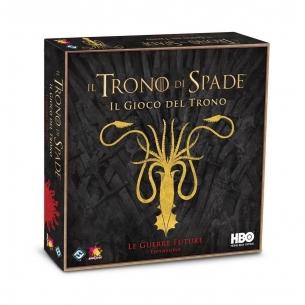 """ASMODEE - IL GIOCO DEL TRONO \\""""LE GUERRE FUTURE\\"""" ESPANSIONE - ITALIANO Asmodee 29,90€"""