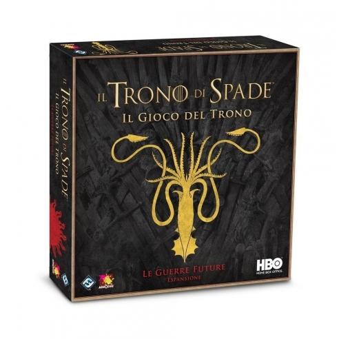 Il Trono Di Spade - Il Gioco Del Trono - Le Guerre Future (Espansione) Giochi Semplici e Family Games