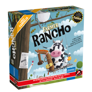 Super Farmer Rancho - Italiano  -  24,90 €