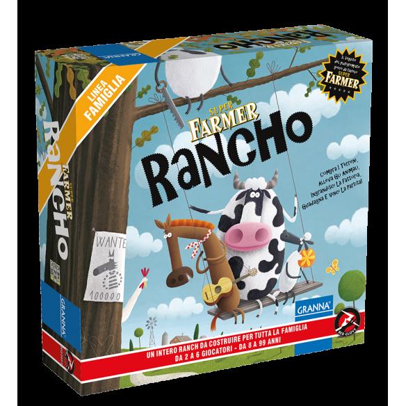 Super Farmer Rancho Giochi per Bambini