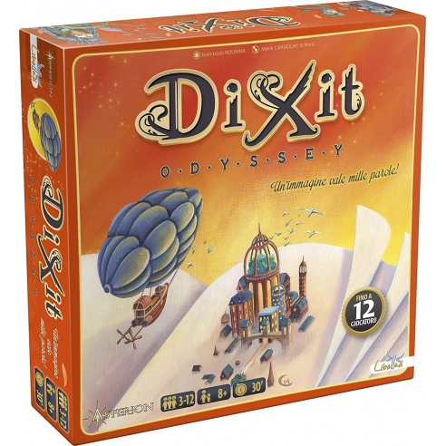 Dixit - Odyssey Party Games