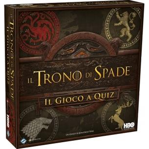 ASTERION - IL TRONO DI SPADE IL GIOCO A QUIZ - ITALIANO  - Asterion 39,90€