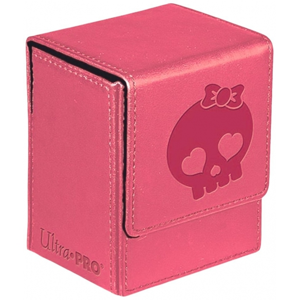 Ultra Pro - Flip Box - Galaxy Pink Deck Box