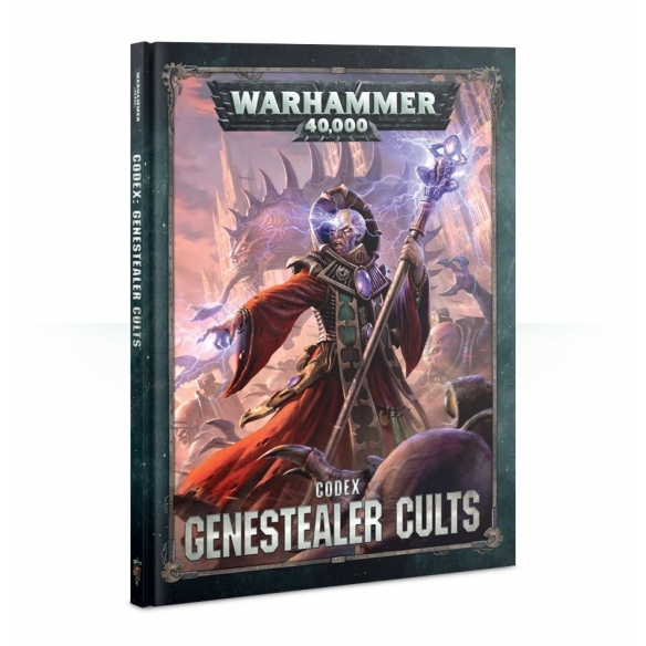 Codex - Genestealer Cults (ENG) Codex