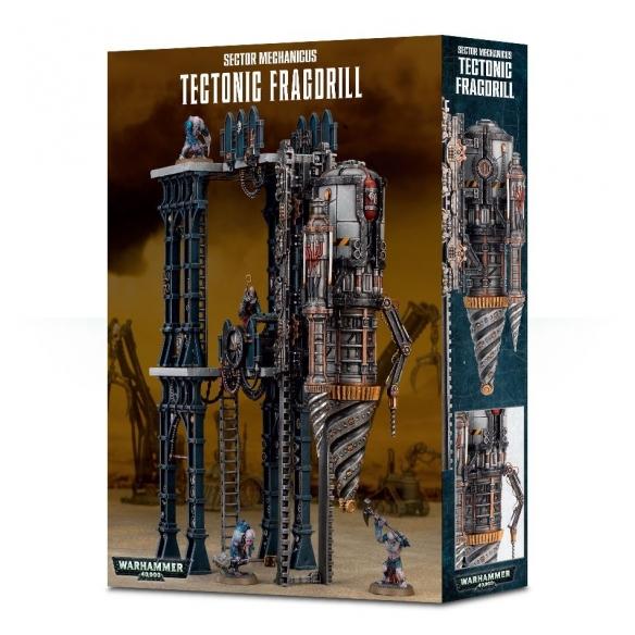 Apocalypse - Tectonic Fragdrill Apocalypse