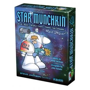 Star Munchkin - Italiano Raven Distribution 24,90€