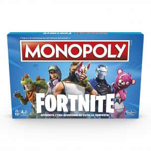 Monopoly Fortnite - Italiano  - Hasbro 34,90 €
