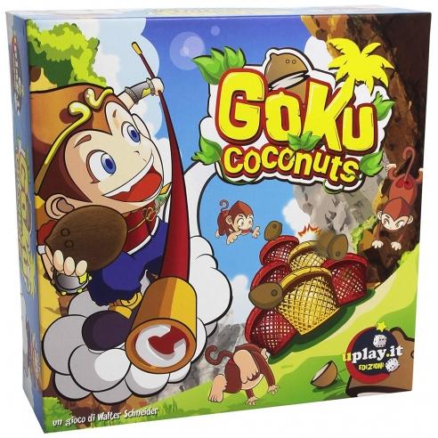 Goku Coconuts Giochi per Bambini