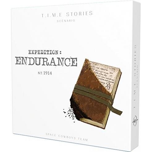 T.I.M.E Stories - Spedizione Endurance (Espansione) Investigativi e Deduttivi