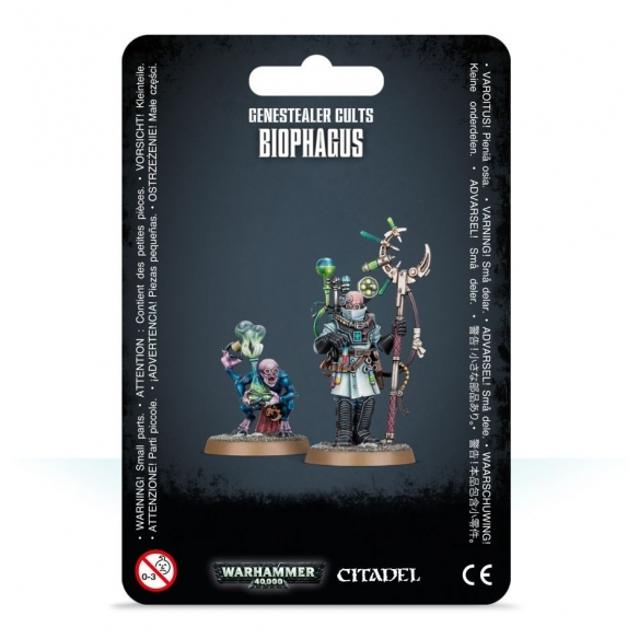Genestealer Cults Biophagus  - Games Workshop 19,90 €