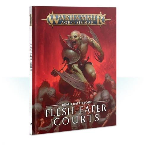 Battletome - Flesh - Eater Courts (ENG) Battletome