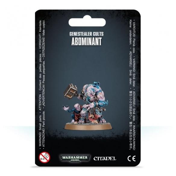 Genestealer Cults Abominant  - Games Workshop 19,90€