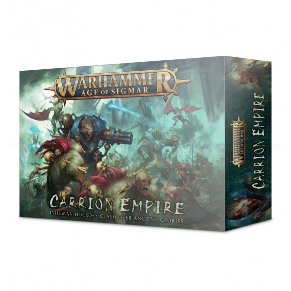 Carrion Empire - Warhammer Age of Sigmar (ENG)  - Warhammer Age of Sigmar 125,00€