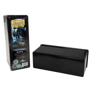 Dragon Shield - Box 4 scomparti - Black Deck Box