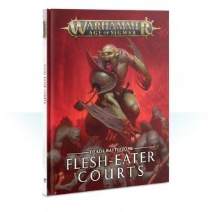 Battletome: Flesh - Eater Courts (ITALIANO)  - Warhammer Age of Sigmar 20,00€