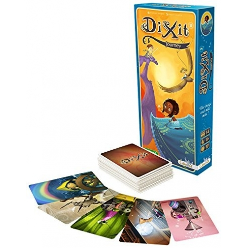 Dixit 3 - Journey (Espansione) Party Games