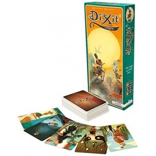 Dixit 4 - Origins (Espansione) Party Games
