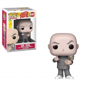 Funko Pop! Movies 644 - Dr. Evil - Austin Powers Funko 12,90 €
