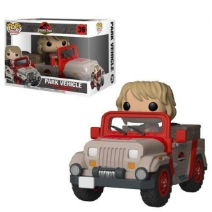 Funko Pop! Rides 39 - Park Vehicle - Jurassic Park 25th Anniversary Funko 25,90€