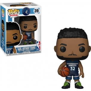 Funko Pop! Basketball 39 - Karl - Antony Towns - Minnesota Timberwolves Funko 12,90 €