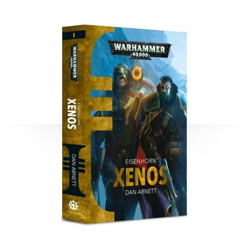 Eisenhorn, Xenos - Libro Warhammer 40k (ENG) Black Library