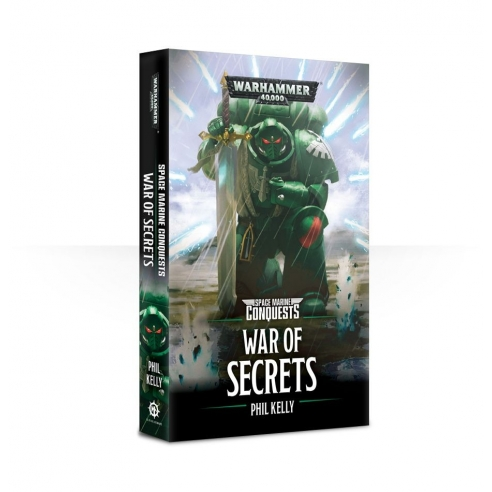 War Of Secrets - Libro Romanzo Warhammer 40k (ENG) Black Library