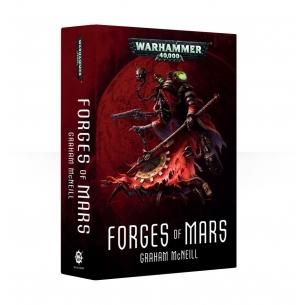 Forges of Mars - Novel Book Warhammer 40k (English) Games Workshop 20,50€